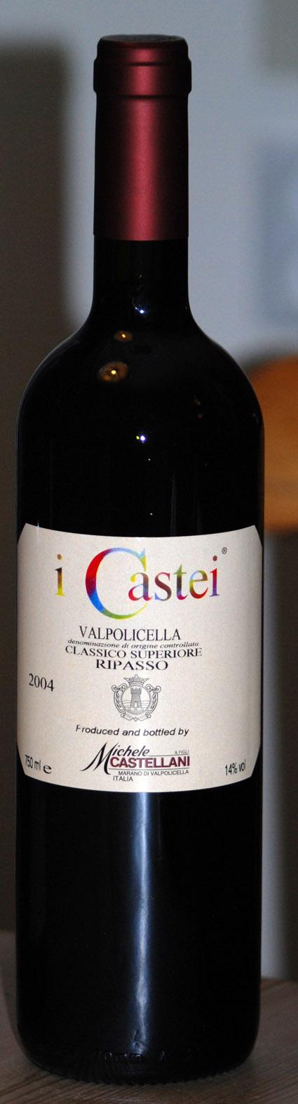 i Castei Ripasso ( Castellani ) 2017