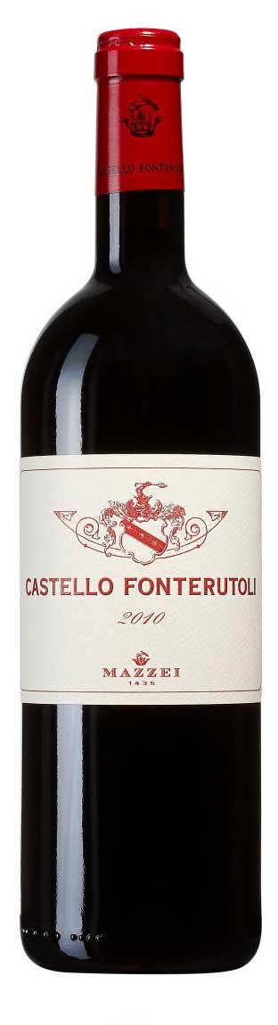 Chianti Classico Castello di Fonterutoli ( Marchesi Mazzei ) 2004