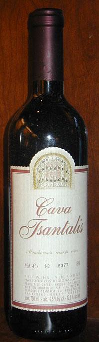 Cava ( Tsantali ) 2011