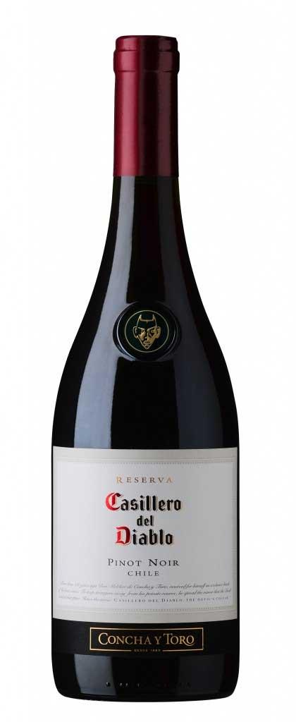 Casillero del Diablo Pinot Noir ( Concha y Toro ) 2014