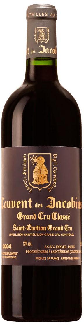 Château Couvent des Jacobins ( Château Couvent des Jacobins ) 2004