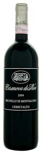 Brunnello di Montalcino Cerretalto ( Casanova di Neri ) 2000