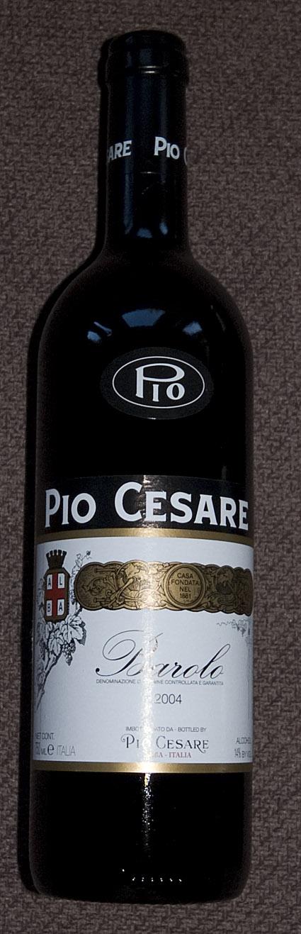 Barolo ( Pio Cesare ) 2006