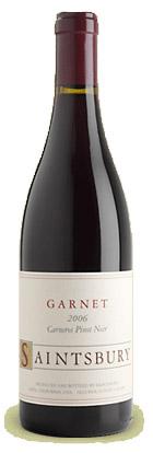 Carneros Garnet Pinot Noir ( Saintsbury ) 2004