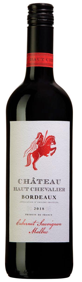 Château Haut Chevalier ( Michel Clamens ) 2018
