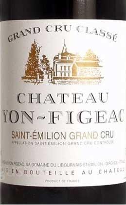 Château Yon-Figeac ( Château Yon-Figeac ) 2015