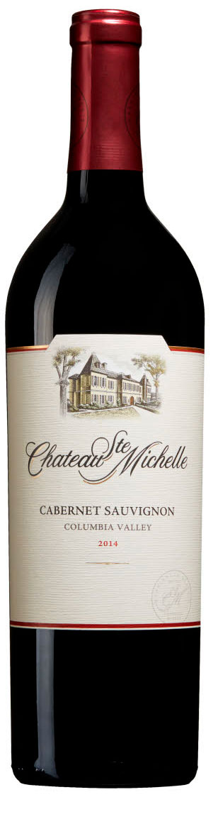Chateau Ste Michelle Cabernet Sauvignon ( Antinori and Ch. Ste Michelle ) 2016
