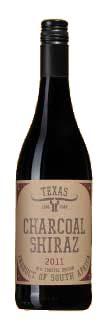 Texas Longhorn Charcoal Shiraz ( Fine Cape Wine ) 2012