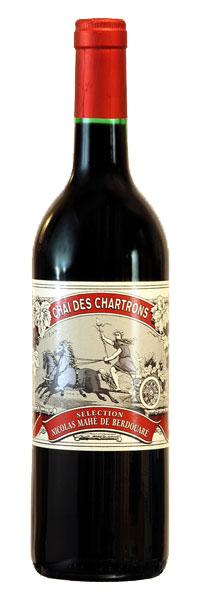 Chai des Chartrons ( Vign. de la Vicomté ) 2008