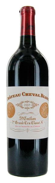 Château Cheval Blanc ( Château Cheval Blanc ) 2005