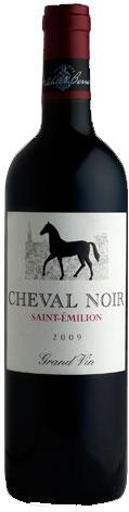 Cheval Noir Saint-Émilion ( Mähler-Besse Wines ) 2012