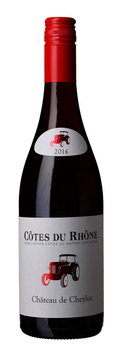 Château Cheylus Côtes du Rhone ( Vignobles and Compagnie ) 2016