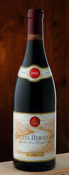 Crozes-Hermitage ( E. Guigal ) 2002