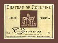 Chinon Clos du Turpenay ( Château De Coulaine ) 2011