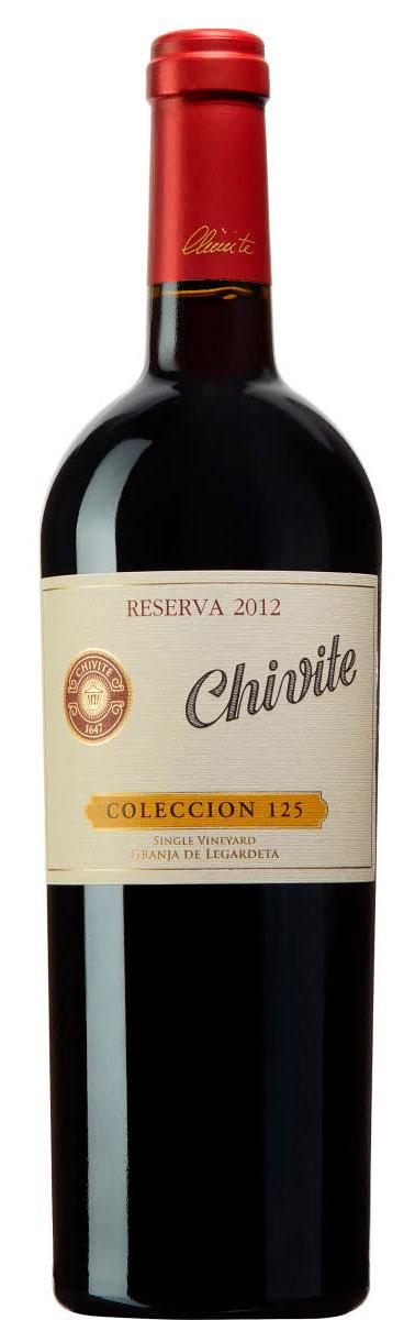 Chivite Colleccion 125 Reserva ( Bodegas Julian Chivite ) 1999