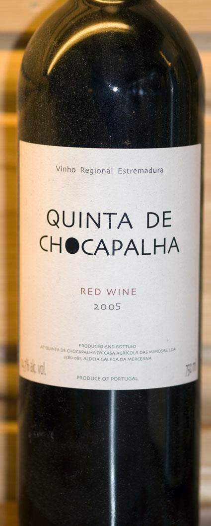 Quinta de Chocapalha ( Quinta de Chocapalha ) 2003