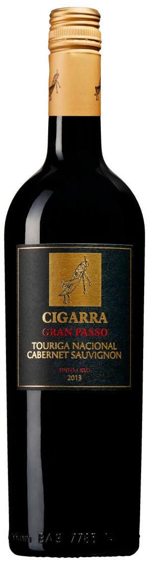 Cigarra Gran Passo Touriga Nacional Cabernet Sauvignon ( Casa Santos Lima ) 2014