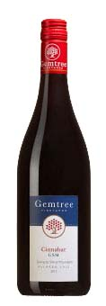 Cinnabar GSM ( Gemtree Vineyards ) 2013