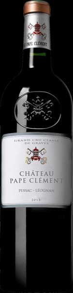 Château Pape Clément Grand cru classé de Graves ( Bernard Magrez ) 2012