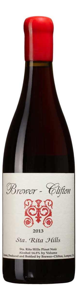 Santa Rita Hills Pinot Noir ( Brewer-Clifton ) 2008