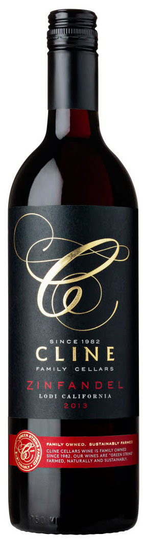 Zinfandel ( Cline Cellars ) 2012