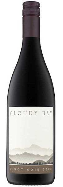 Pinot Noir ( Cloudy Bay ) 2014