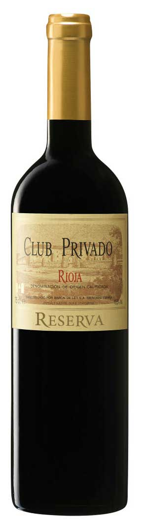 Club Privado Reserva ( Barón de Ley ) 2010