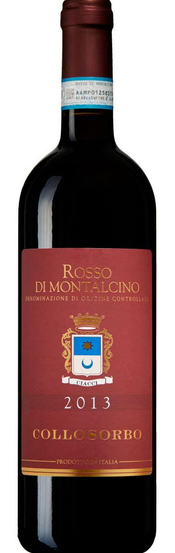 Rosso di Montalcino ( Tenuta di Collosorbo ) 2015