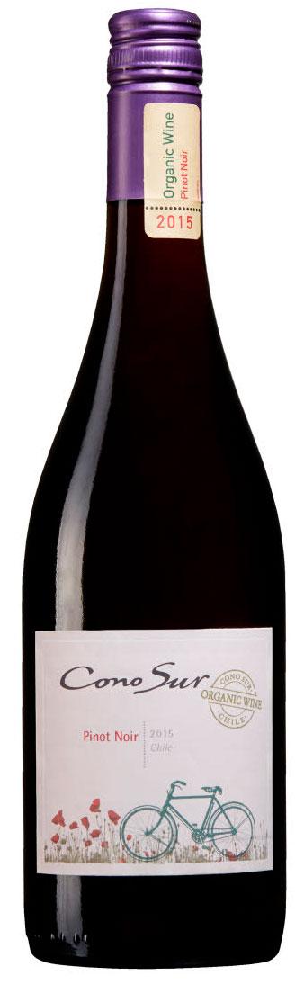 Organic Pinot Noir ( Cono Sur ) 2018