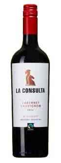La Consulta Cabernet Sauvignon ( Finca la Celia ) 2012