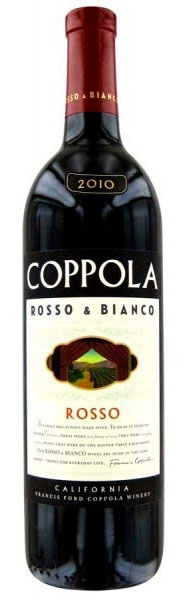 Rosso ( Francis Ford Coppola Winery ) 2011