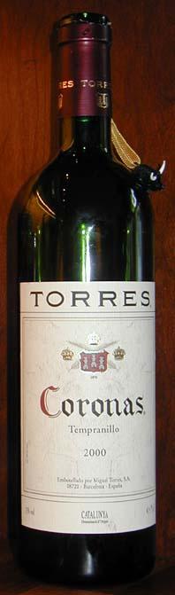 Coronas ( Miguel Torres ) 2003