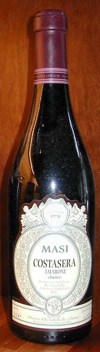 Amarone Costasera Classico ( Masi ) 1998