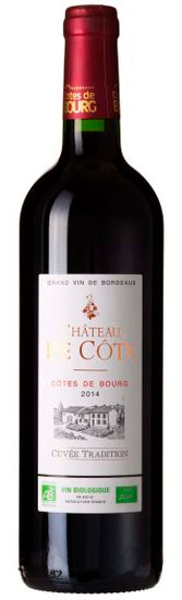 Chateau de Cots ( Vignobles Bergon ) 2014