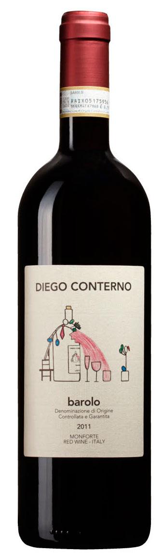 Barolo ( Conterno Diego ) 2012