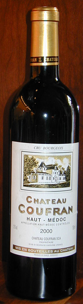 Chateau Coufran ( Chateau Coufran ) 2002