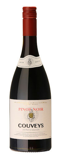 Couveys Pinot Noir ( Les Producteurs Réunis ) 2018
