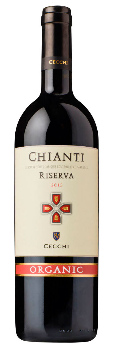 Chianti Riserva Organic ( Casa Vin. Cecchi ) 2015
