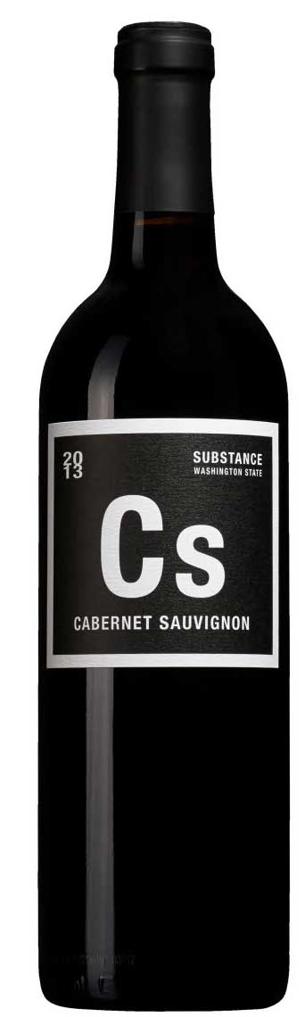 Substance Cabernet Sauvignon ( Charles Smith Wines  ) 2014
