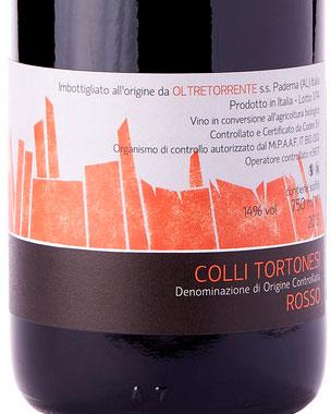 Colli Tortonesi Rosso ( Oltretorrente ) 2014