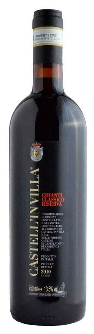 Chianti Classico Riserva ( Castell`in Villa ) 2003