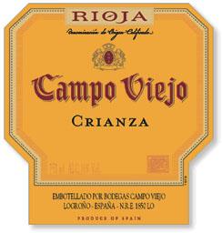 Campo Viejo Crianza ( Campo Viejo ) 2001