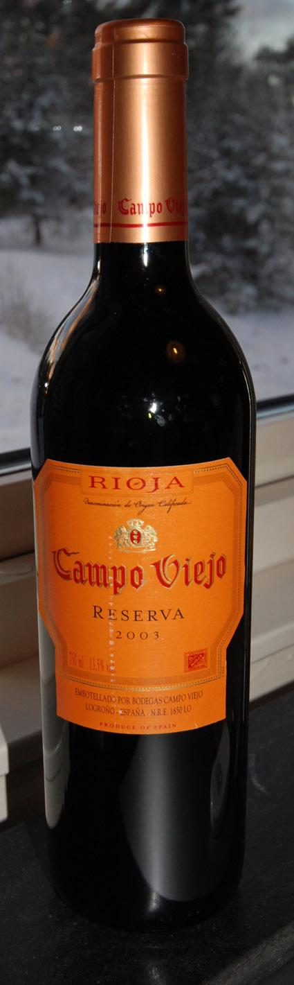 Campo Viejo Reserva ( Campo Viejo ) 2008