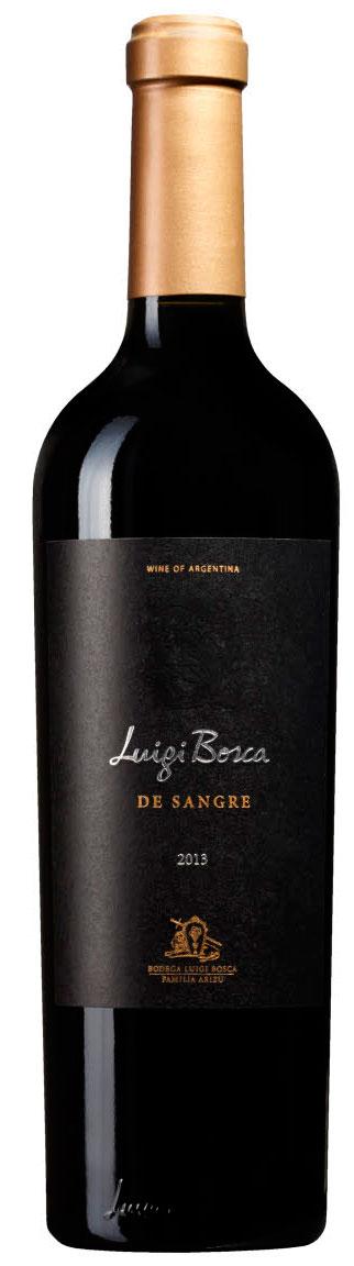 Luigi Bosca de Sangre ( Familia Arizu ) 2013