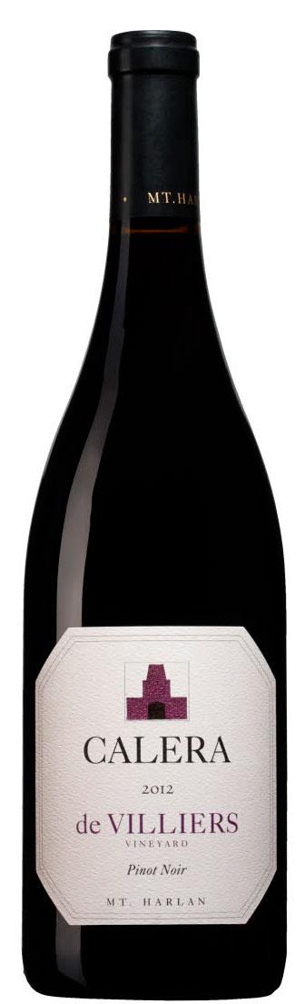 De Villiers ( Calera Wine Company ) 2012