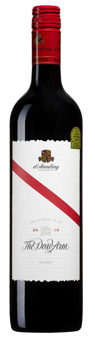 The Dead Arm Shiraz ( D`Arenberg ) 2014