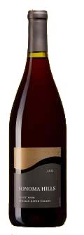 Sonoma Hills Pinot Noir ( Delicato Family Vineyards ) 2012