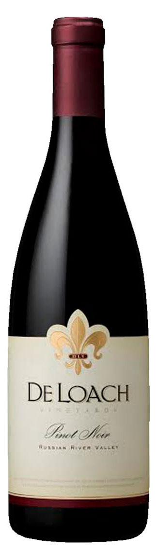 Pinot Noir Russian River ( DeLoach Vineyards ) 2014