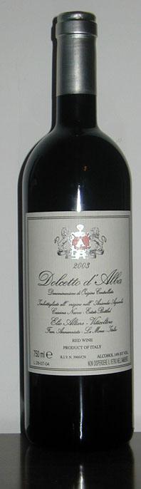 Dolcetto d`alba ( Elio Altare ) 2003
