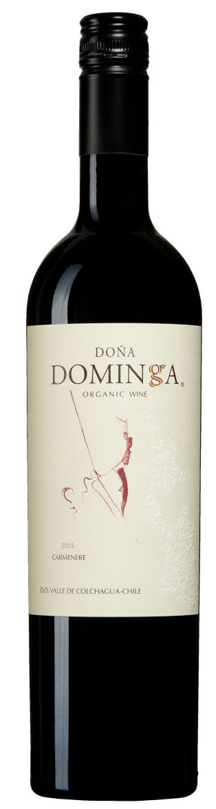 Doña Dominga Carmenere ( Casa Silva ) 2015